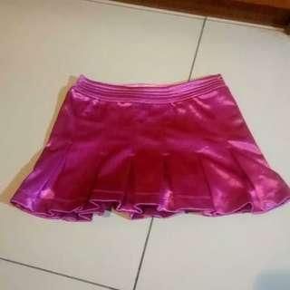 Rok Celana Skort Danskin Cheerleaders 10 tahun
