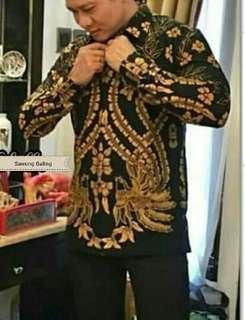 Batik pria full pufing