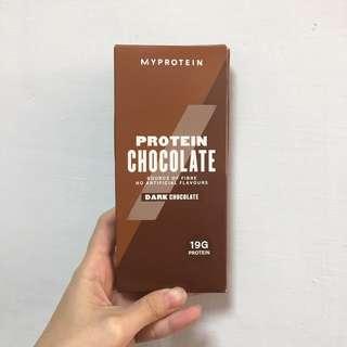 🚚 全新!Myprotein 高蛋白營養巧克力 70g
