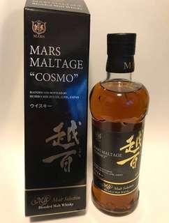 日本威士忌 越百