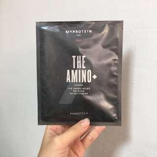 🚚 全新!Myprotein THE Amino+ 高效緩釋 氨基酸 20g