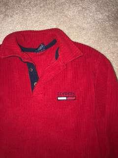 tommy sweater super comfy