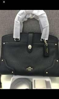 Ready Stock new Coach mercer 30 Totes handbag