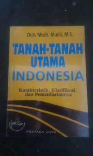 Tanah-Tanah Utama Indonesia