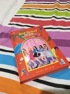 Red Velvet  Red Room Photobook