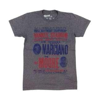 21 Men Marciano VS Moore Legacy Fight 60/40 T-Shirt Size S