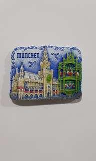 Munich Munchen Magnet