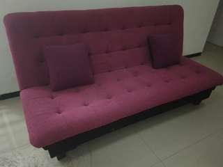 Sofa Bed murah kondisi bagus banget like new..Malang Kota