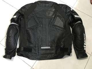 Dainese VR-46 leather jacket