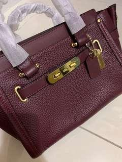 Coach Swagger 27 ready stock 34816