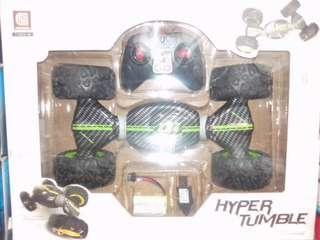 Hyper tumble remote control 4 Wd batray cas