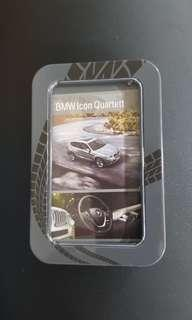 BMW Icon Quartett
