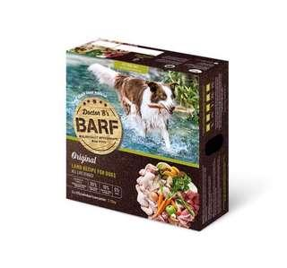 🚚 Dr B's Genuine Aussie RAW Lamb Recipe BARF