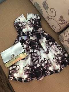 🚚 Bustier dress