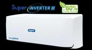 KOPPEL SPLIT TYPE INVERTER AND NON INVERTER AIRCONDITIONER WITH FREE INSTALLATION (COD FREE DELIVERY WITHIN METRO MANILA)