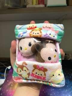 Tsum Tsum 枕頭娃娃