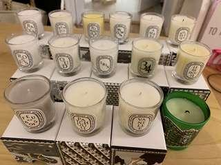 Diptyque scented candle 蠟燭 35g or 70g