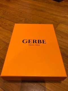 🚚 Orange Gerbe Box