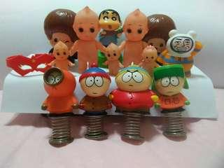 Cute toys(13 for $10)