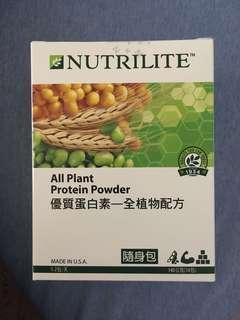 安麗 蛋白素隨身包 植物配方Amway