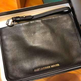 Alexander Wang Leather Pouch