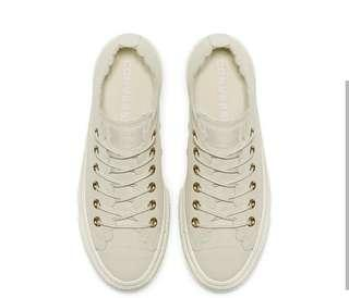 """Converse CT AS lift """"Frilly Thrills"""" Egret"""