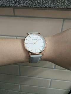 氣質滿點手錶