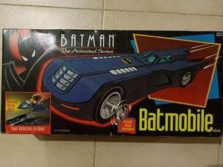 Batman Animated Batmobile