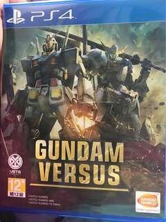 PS4 Gundam Versus 繁體中文版