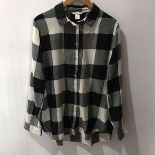 #SuperDeal H&M Flannel Shirt