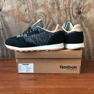 Reebok CL Leather EBK Black BS6236
