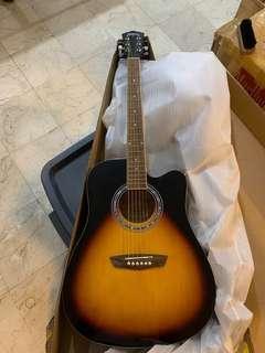 Brand new Washburn Acoustic Guitar