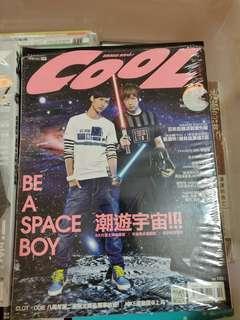 五月天 阿信 嚴爵 Cool 雜誌
