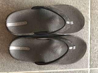 Sole custom orthotics slippers