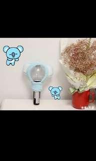 🚚Preorder Item🚚 BTS BT21 ARMY BOMB Lightstick Cover
