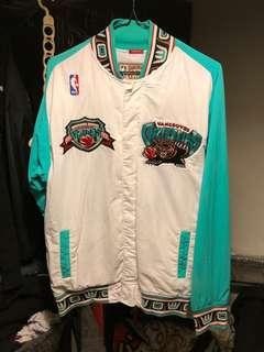 Vancouver grizzlies m&n jacket basketball