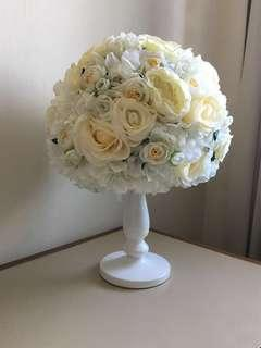 Artificial flower, decor stand, bouquet flower, floral arrangement, flower stand, flower arrangement, home decor, deco