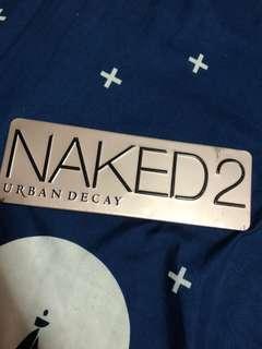 🚚 naked 2 palette