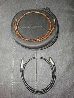 Rakuwa Phiten X100 Leather Bracelet