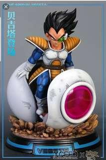 Exceed Vegeta the Arrival