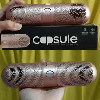 Capsule Speaker