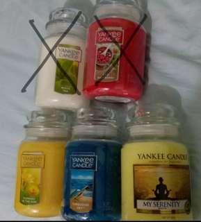 美國 Yankee Candle Large Jar 大樽裝