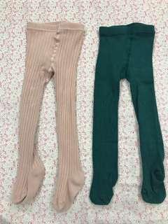 🚚 Zara褲襪(2-3y)