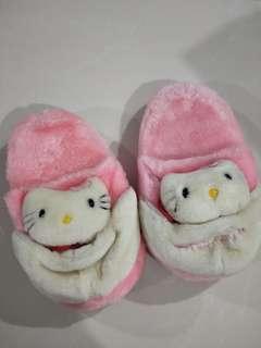 Hello Kitty Bedroom Slippers (for children)