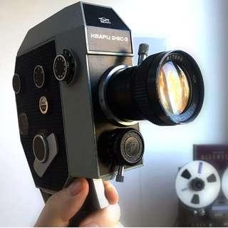 超中古! 超八米厘菲林攝影機