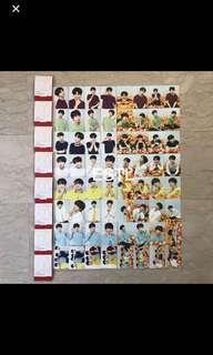 [ SHARE ] BTS love yourself loveyourself official mini photocard photo card JAPAN