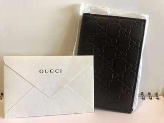 Gucci Passport Holder (BNIB)