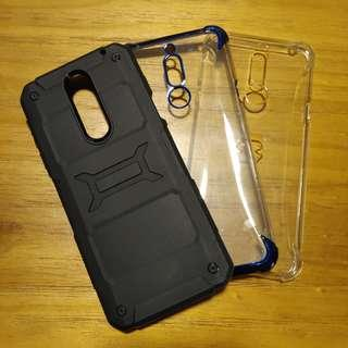 Xiaomi Black Shark Helo cases and temered glass