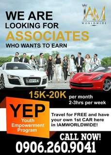 Part time Extra Income for Students and Employees