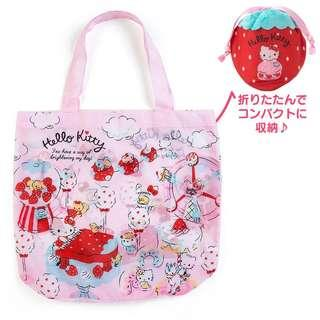 Hello Kitty Strawberry 🍓 Eco Bag